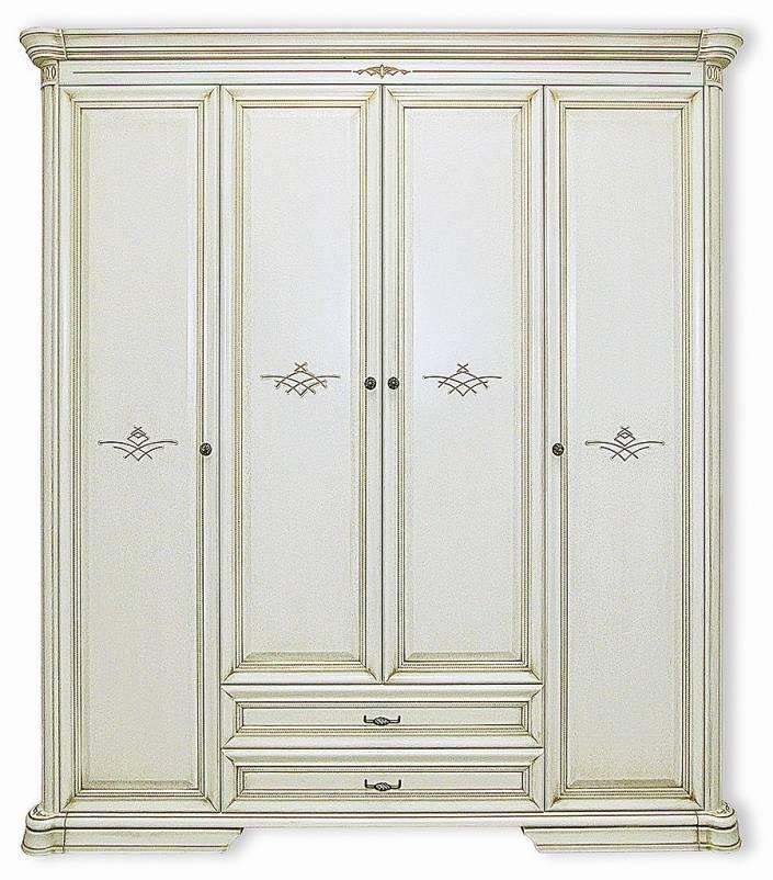 Купить шкаф для платья и белья нм 418.03 от набора гербера э.